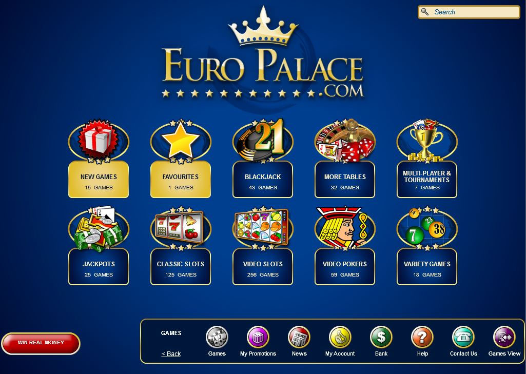 Europalace Casino Espanol